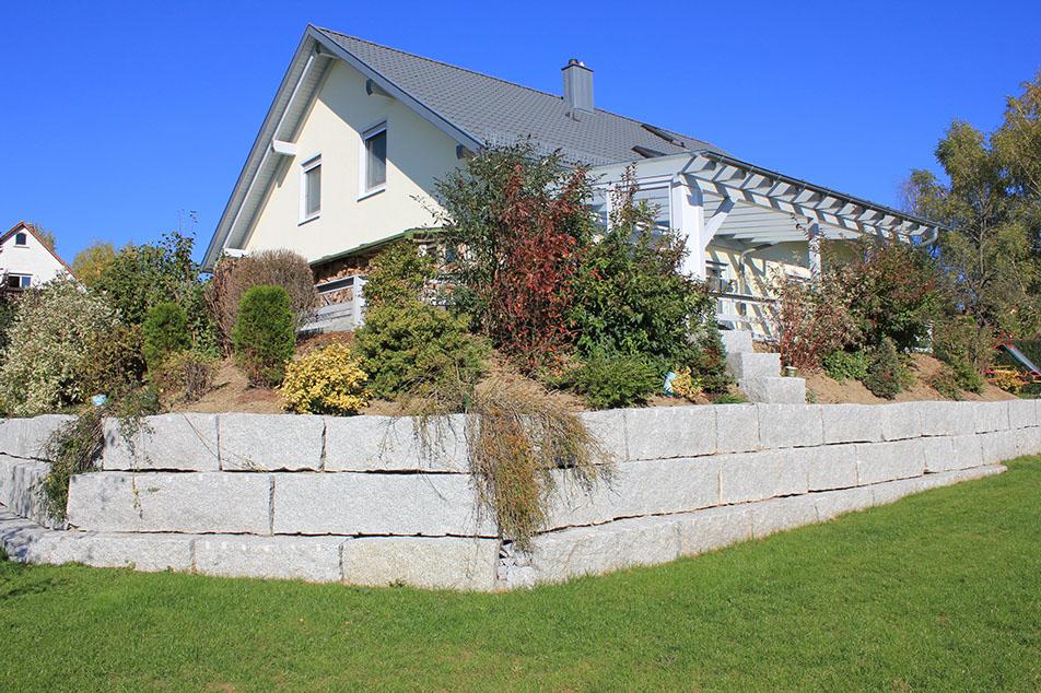 granitmauer